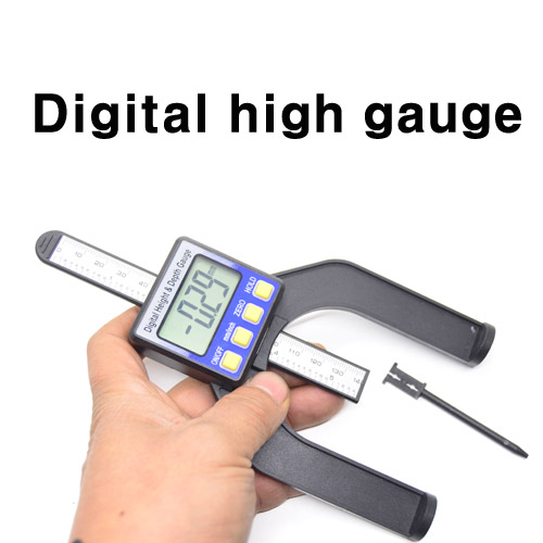 [MESSA] LCD Digital High&Depth Gauge 디지탈 높이&깊이 측정기